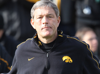 Ferentz commands $3.78 million per season, which places him in the top 5 earners amongst college football coaches.