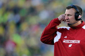 Bielema has elevated the Badgers program into a consistent powerhouse.