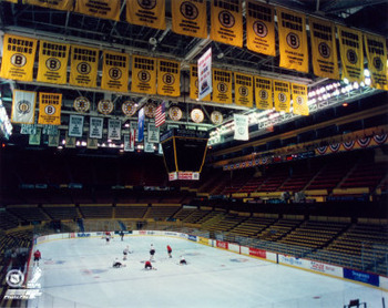 Boston Gardens, where Wil Wheaton got to play (photo originally from http://tinyurl.com/6ob7o59)