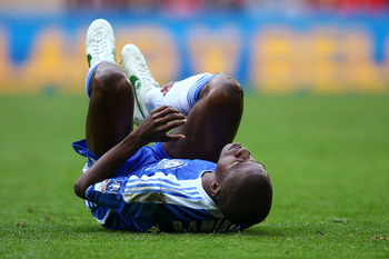 Ramires is one of four Chelsea Players suspended for the final.