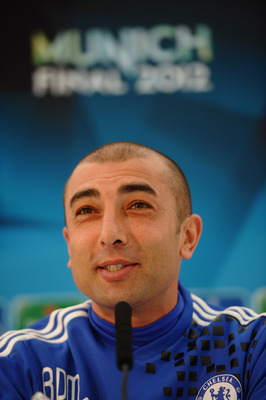 Roberto Di Matteo has led Chelsea to the Champions League Final