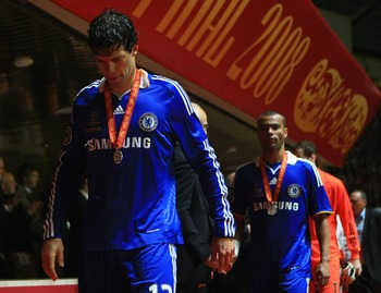 Chelsea's loss in 2008 will still weigh heavily on the team.