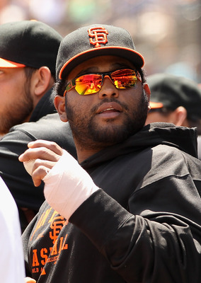 The Giants really miss Pablo Sandoval's bat and enthusiasm