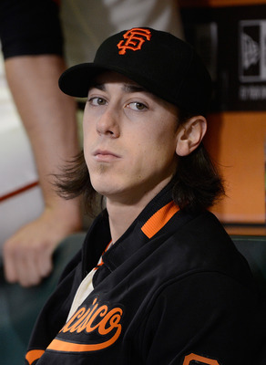 Tim Lincecum has struggled all season