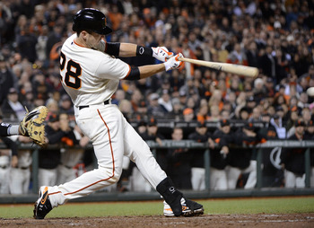 It's time for Buster Posey to take control of this team
