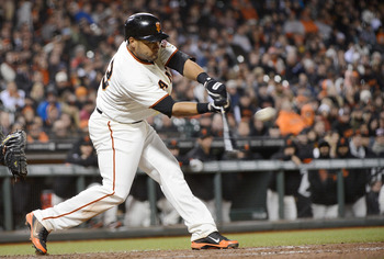 Melky Cabrera has been a key player for the Giants