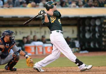 Seth Smith is a great example of how the A's are still playing Moneyball.