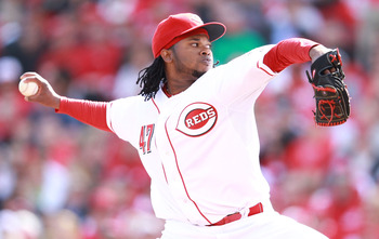 Advanced metrics suggest Johnny Cueto's numbers are more impressive than they should be.