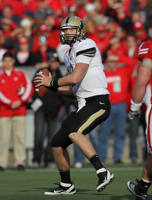 Quarterback Caleb TerBush is back in 2012 and he proved last year that he can lead the Boilermaker offense.