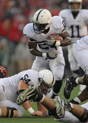 As Silas Redd goes, so goes the Nittany Lion offense.
