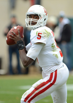 Sophomore quarterback Tre Roberson is hoping to lead the Hoosiers to more wins in 2012.