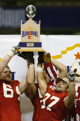 2002 Alamo Bowl Champs Wisconsin
