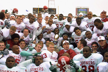 2001-02 Cotton Bowl Champs Oklahoma