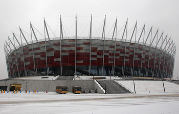 EURO 2012 will open at Poland's National Stadium