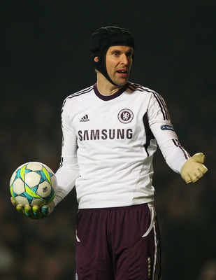 Peter Cech is arguably the best goalkeeper in the World, let alone Europe