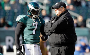 Michael Vick and Andy Reid come to Cleveland for Opening Day