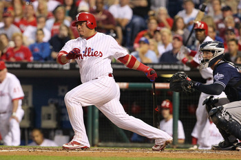 Chooch has over a .600 SLG % for the first time in his career.