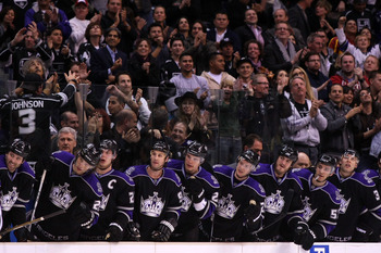 When you're hot, you're hot.  And the Kings are hotter than a SoCal beach in the middle of July.