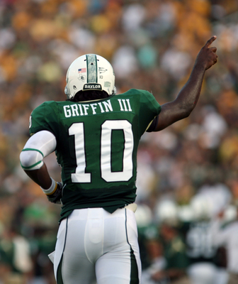Griffin's accomplishments resonated across the college football landscape.
