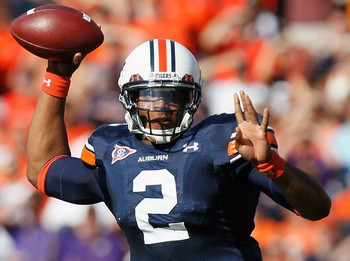 Cam Newton led Auburn to the National Championship in 2010.