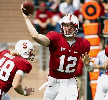 Andrew Luck, Heisman hopeful.