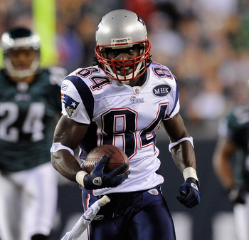 Deion Branch is aging, but he is still of service to the Patriots.