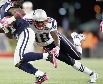 Special teams is where Matthew Slater makes his impact felt.