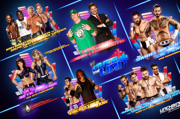Over the Limit 2012 Match Card