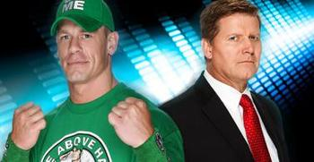 John Cena vs. John Laurinaitis