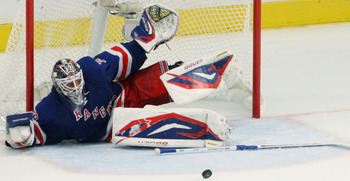 Henrik Lundqvist has been arguably the league's best goaltender for the past five or so seasons.