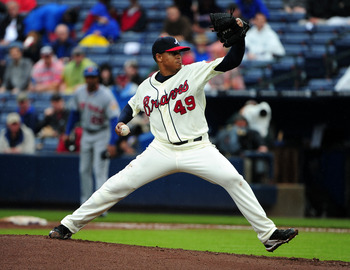 Just when he seemed to be getting right, Jair Jurrjens was blasted in his most recent minor league outing.