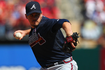 Chad Durbin has not been very good for the Braves.