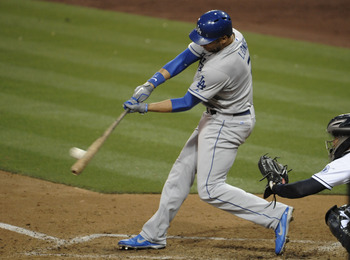 Could James Loney's days in LA be numbered?