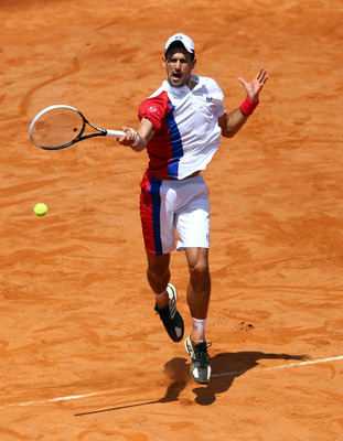 Novak Djokovic, Seed No. 1