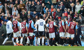 Aston Villa at Tottenham resulted in yet another draw