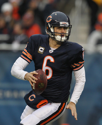 Jay Cutler is definitely looking forward to reuniting with Brandon Marshall.