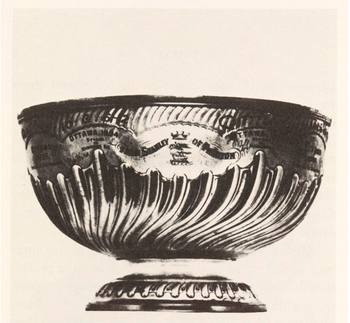The very first Stanley Cup