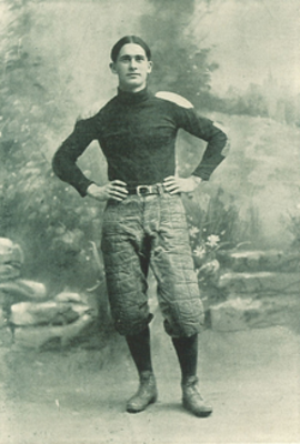 http://en.wikipedia.org/wiki/Clyde_Williams_%28American_football%29