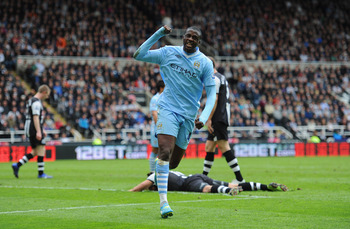 Yaya in Blaugrana again?