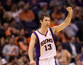 Steve Nash would bring experience and star quality to the Knicks.