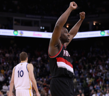 Raymond Felton would celebrate an exit from Portland.