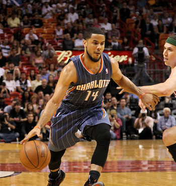 D.J Augustin would probably be thankful for a change in scenery