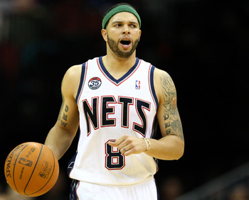 Deron Williams will be one of the top free agents on the market this summer.