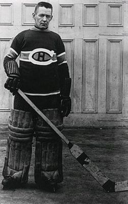 Georges Vezina (courtest Wikipedia)