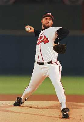 Smoltz was great for the Braves in '96.