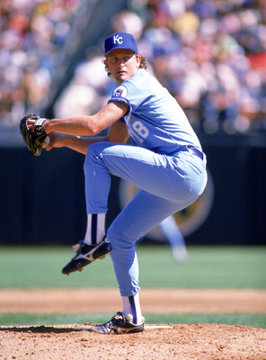 Saberhagen was downright dirty in '89.