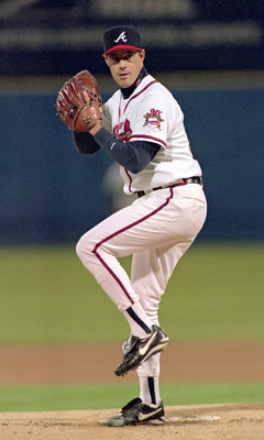 Maddux was virtually unhittable in '95.