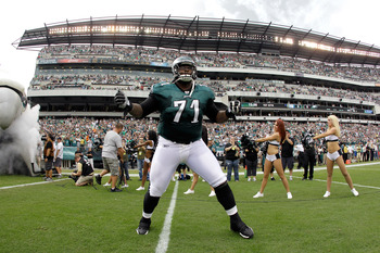 Jason Peters will likely miss the entire 2012 season.