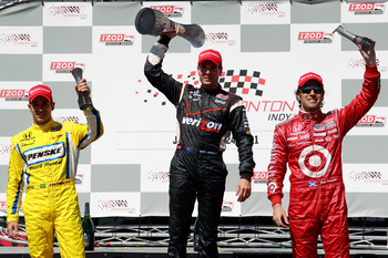 Penske Racing and Chip Ganassi Racing have dominated Indycar in recent years