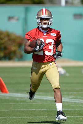 LaMichael James provides speed and explosiveness